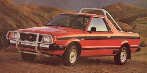 Subaru Brat For Sale Parts Forum Pics Specs Wiki Classifieds