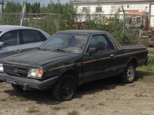 1981 Fairbanks AK