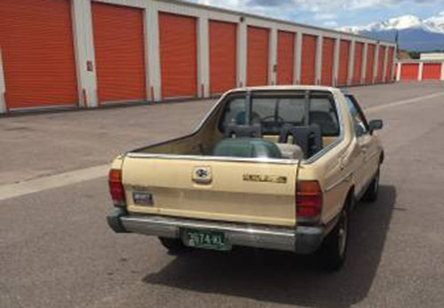 1982 Upland CA rear