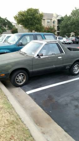 1982 Austin TX